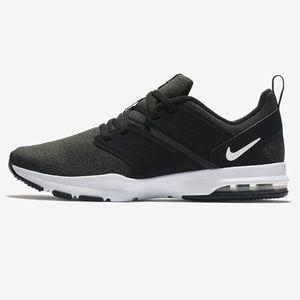 Nike air Bella tr women's shoes black white